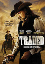 Traded (DVD, 2016) Kris Kristofferson Trace Adkins FREE SHIPPING