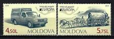 Moldavie 2013 Europa Yvert n° 719 et 720 neuf ** 1er choix