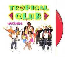 Tropical Club - Macumba - CDS - 1999 - Europop Latin 2TR Cardsleeve