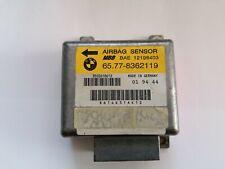BMW Airbag Sensor 65778362119 MBB BAE 12198403 65.77-8362119