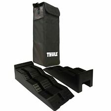 Thule Motorhome Caravan Levelling Ramps + Bag Wheel Leveller HD 5 Ton Easy Use