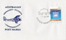 Permanent Commerative Pictorial Postmark - Cabramatta 9 Jan 2007 - 50c