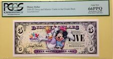 2009D Daisy And Minnie $5 Disney Dollar Graded By PCGS Gem New 66PPQ D00049305