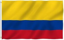 World Cup Colombia Flag Colombian National Banner Polyester 3x5 Foot BRAND NEW