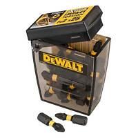 Dewalt DT70556T Extreme Impact Torsion PZ2 Pozi 2 Screw Driver 25mm Bit X 25