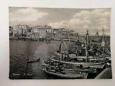 Termoli Il Porto Cartolina Fg Viaggiata