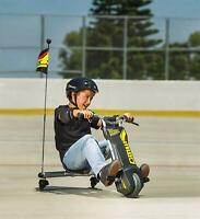 Electric Tricycle scooter Power Rider Trike 3-wheeler Ride on for Kids