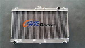 aluminum radiator For Mazda Miata NB MX5 MX-5 MK2 1.6L/1.8L B6/BP MT 1999-2005