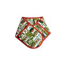 Wales Double Oven Glove
