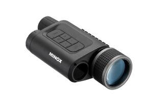 Minox NVD650 Nachtsichtgerät mit Aufnahmefunktion Demo-Modell NVD 650