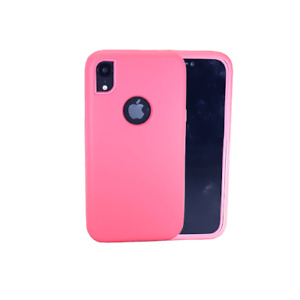 3 in 1 Iphone 6, 7/8/SE(2nd Gen), XR hard back defender case
