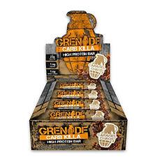 Grenade Killa ad alto contenuto di Carboidrati Proteina Bar Caramello Caos caso di 12 BAR 220902