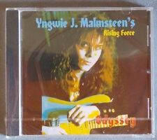 YNGWIE J. MALMSTEEN'S RISING - FORCE/ODYSSEY - CD SIGILLATO (SEALED)