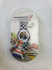 Mario Kart & Friends 7 Digital Watch By Accutime Watch Corporation Sealed New