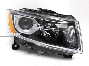2014 2015 2016 Jeep Grand Cherokee Halogen Headlight Right Hand OEM 68110996AF