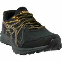 ASICS Frequent Trail  Casual Running  Shoes - Black - Mens