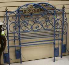 FRENCH IRON PAINTED DAYBED Lot 3293