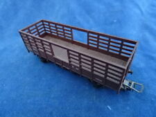 HORNBY MECCANO - HO - WAGON TOMBEREAU A CLAIRES VOIES - N° 7010 - TOP++++ !