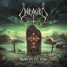 Unleashed - Dawn of the Nine CD 2015 jewel case death metal Sweden Nuclear Blast