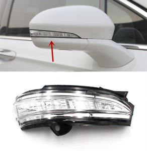 For Ford Fusion 2013-20 RH PassengerSide Rear View Mirror Light Trun Singal Lamp