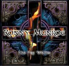 Munroe, Ronny - The Fire Within CD #G53193