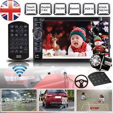 For Vauxhall Opel Vivaro/Astra H/Corsa 2DIN Car Stereo DVD Player Radio & Camera