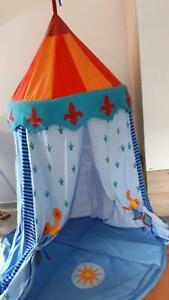 Haba Ritterzelt Zelt Kinderzimmer