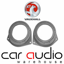 Vauxhall Corsa D 2006 On 13CM Rear Side Car Speaker Brackets Adaptors CT25VX05