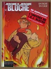 DODIER - JEROME K JEROME BLOCHE N°14 EO avec pages sup