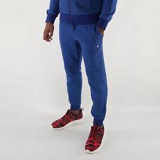 Men's Nike AW77 Shoebox Cuffed Joggers Blue Heather 727397-455 Size 2XL NWT