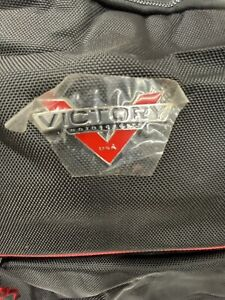 Victory Motorcycle Backpack Lg