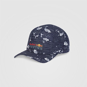 Red Bull Racing F1 2021 Special Edition Japan Hat -Navy
