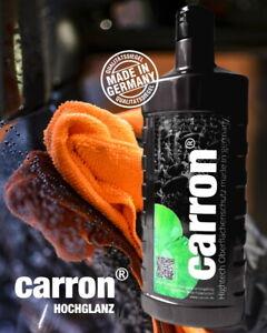 carron® PROFI Highend Autopolitur - Lotuseffekt Hochglanz ohne Polierarbeit