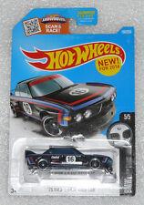 BRAND NEW HOT WHEELS BMW 73 BMW 3.0 CSL RACE CAR 1973 LONG CARD 190/250 RARE