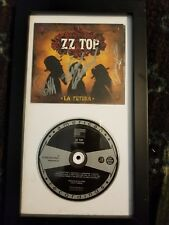 Signed ZZ Top CD, La Futura, SIGNED BY ALL 3
