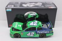 KYLE LARSON #42 2018 CLOVER FIRST DATA ELITE 1/24 SCALE NEW IN STOCK FREE SHIP