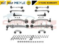 FOR AUDI A4 B6 B7 2001-2007 FRONT UPPER LOWER SUSPENSION ARM kit 16mm MEYLE HD