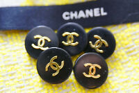 100% Authentic Chanel Buttons stamped price for 5 💋