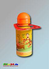 Alu-Trinkflasche mit Winnie Pooh Motiv Flasche Kindergarten Schule Winnie Puh