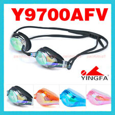 NEW YINGFA Y9700AFV PROFESSIONAL RACING SWIMMING GOGGLES ANTI-FOG UV PROTECTION