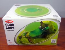 Oxo Good Grips Salad Spinner Green Model 1155901, New in Box -