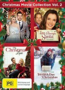 Christmas Movie Collection Volume 2 (hallmark) (DVD) UK Compatible - Sealed