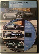 04 05 06 07 E320 E350 E500 E550 NAVIGATION DISC DVD DISK GPS MAP