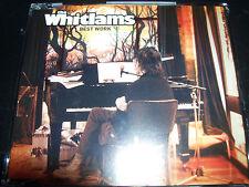 The Whitlams / Tim Freidman Best Work Australian CD Single - Like New