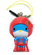 Tokidoki X Hello Kitty Super Hero Frenzies Phone Strap NEW