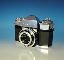 Zeiss Contaflex mit Pantar 45mm 1:2,8 Objektiv - 30930