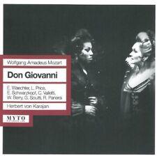 Don Giovanni Salzburg 1960/Herbert Von Karajan - 3 DISC SET - W. (2012, CD NEUF)