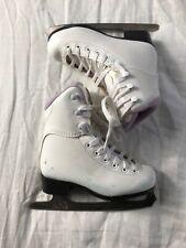 Soft Skate By Jackson White Figure Ice Skates 11 Kids