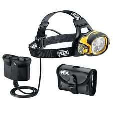 Petzl ULTRA VARIO BELT Ultra-powerful multi-beam headlamp with battery belt E54B