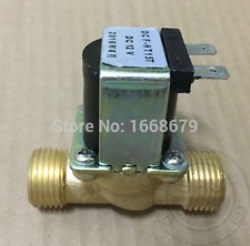 """1/2"""" Electric Solenoid Valve Magnetic Water Pneumatic Pressure Controller Switch"""